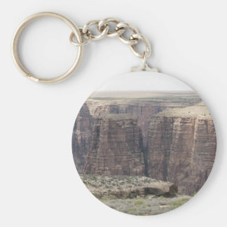 Gran Cañón, Arizona Llavero Redondo Tipo Pin