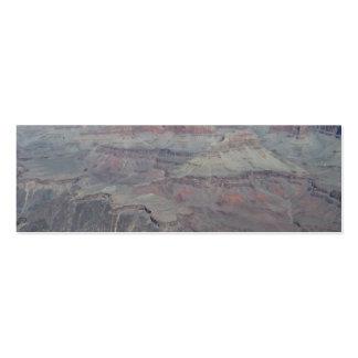 Gran Cañón, Arizona Tarjetas De Visita Mini