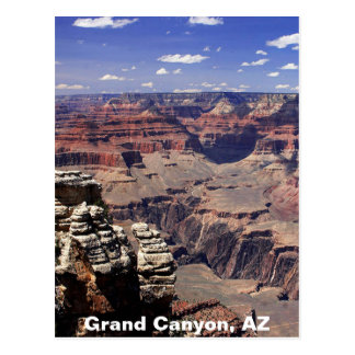 Gran Cañón, Arizona Tarjeta Postal
