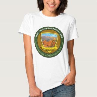 Gran Cañón centenario de la camisa del parque