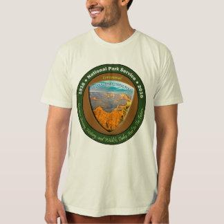 Gran Cañón centenario de las camisetas del parque Camisas