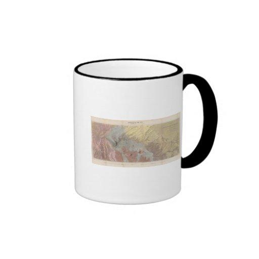 Gran Cañón de Arizona Tazas De Café
