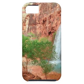 Gran Cañón de las caídas de Havasu del Dreamland d iPhone 5 Cárcasas