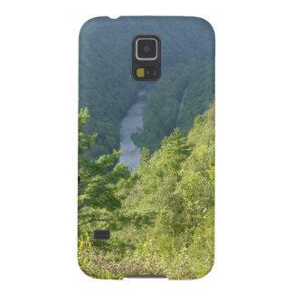 Gran Cañón de Pennsylvania por la avenida Hurley Carcasas Para Galaxy S5