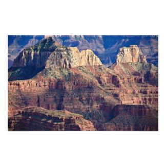 Gran Cañón del norte del borde - nacional del Gran Arte Fotografico