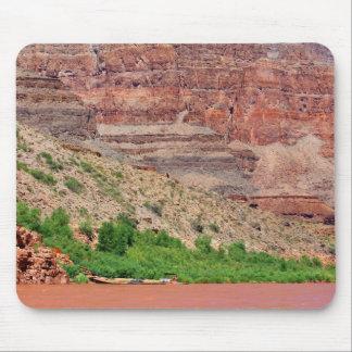 Gran Cañón del río Colorado Alfombrillas De Ratón