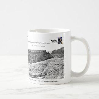 Gran Cañón III - Pioneros de la geología Taza