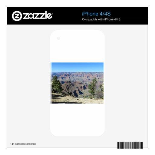 Gran Cañón iPhone 4S Skin