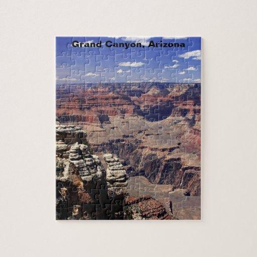 Gran Cañón, rompecabezas de Arizona
