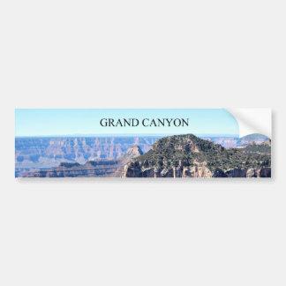 Gran Cañón; Visión imponente Pegatina Para Auto