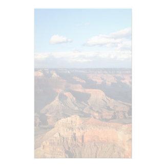 Gran Cañón visto de borde del sur en Arizona Papelería