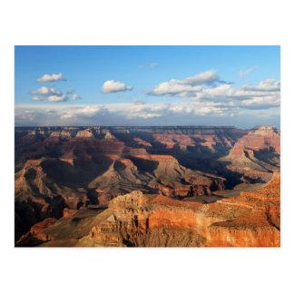 Gran Cañón visto de borde del sur en Arizona Tarjetas Postales