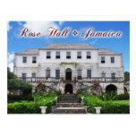 Gran casa color de rosa de Pasillo, San Jaime, Jam