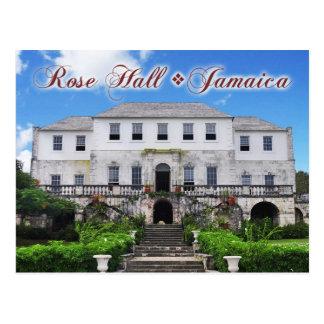 Gran casa color de rosa de Pasillo, San Jaime, Jam Tarjetas Postales