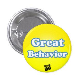 Gran comportamiento pin redondo 2,5 cm