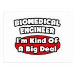 Gran cosa biomédica del ingeniero… tarjeta postal