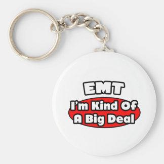 Gran cosa de EMT… Llavero Personalizado