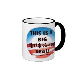 Gran cosa de Joe Biden Tazas De Café