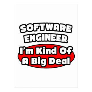 Gran cosa de la Software Engineer… Postales