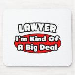 Gran cosa del abogado… alfombrillas de raton