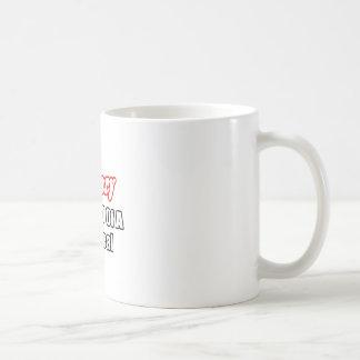 Gran cosa del actuario… tazas de café