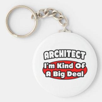 Gran cosa del arquitecto… llavero