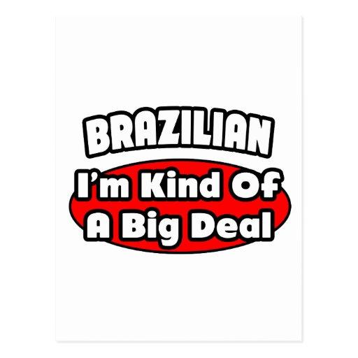 Gran cosa del brasilen@o… tarjetas postales