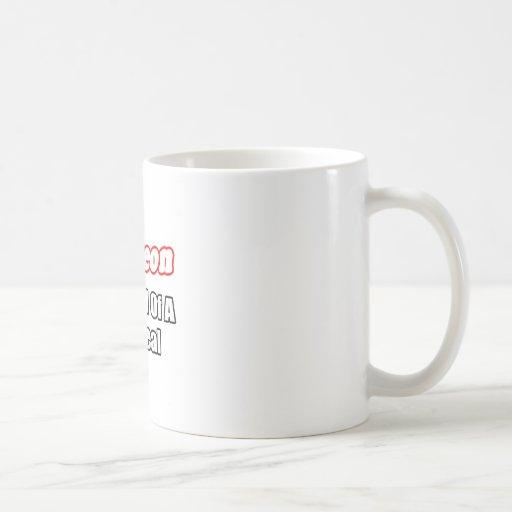 Gran cosa del cirujano… taza básica blanca