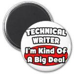 Gran cosa del escritor técnico… imán