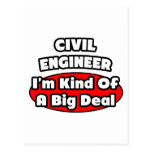 Gran cosa del ingeniero civil… postal