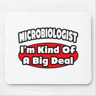 Gran cosa del microbiólogo… alfombrilla de raton