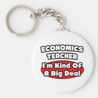 Gran cosa del profesor de la economía… llavero