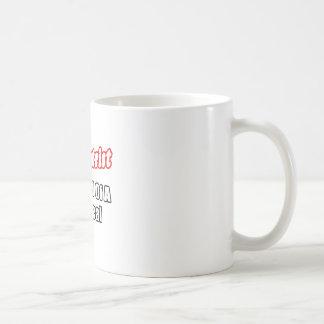 Gran cosa del psiquiatra… taza básica blanca