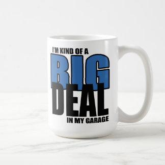 Gran cosa en mi taza del garaje
