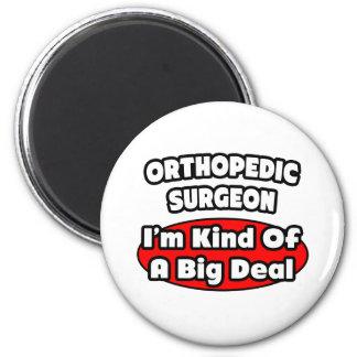 Gran cosa ortopédica del cirujano… iman para frigorífico