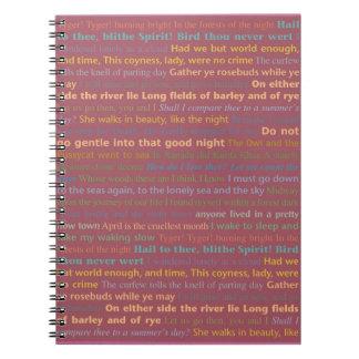 Gran cuaderno de la poesía
