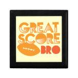¡Gran cuenta Bro! con fútbol Caja De Joyas