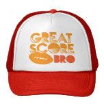 ¡Gran cuenta Bro! con fútbol Gorros
