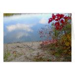 Gran día en el lago felicitaciones