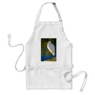 Gran Egret 2 Delantal