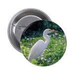 Gran Egret Pin