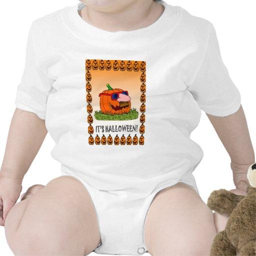 Gran engranaje para el truco o la invitación traje de bebé