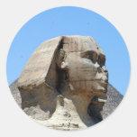 gran esfinge Giza Etiquetas