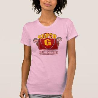 Gran estupendo - abuelita estupenda el camiseta