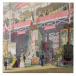 Gran exposición, 1851: Francia No.1, exhibición de Teja Cerámica