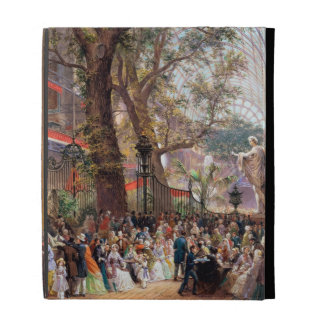 Gran exposición, 1851: interior