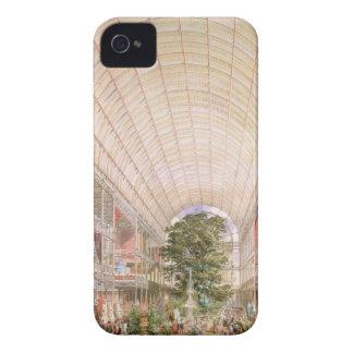 Gran exposición de 1851. Decoración del transe iPhone 4 Case-Mate Fundas