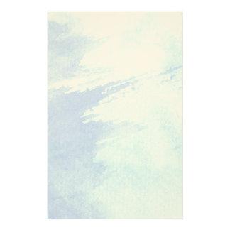 gran fondo de la acuarela - pinturas 4 de la acuar personalized stationery
