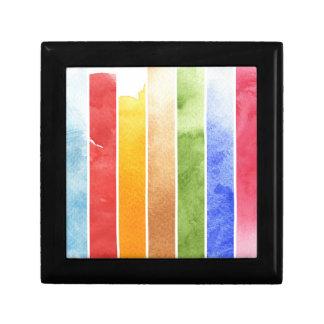 gran fondo de la acuarela - pinturas 5 de la acuar cajas de recuerdo