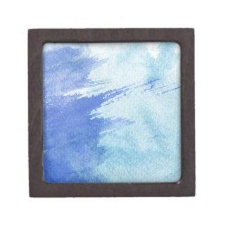 gran fondo de la acuarela - pinturas de la acuarel caja de joyas de calidad